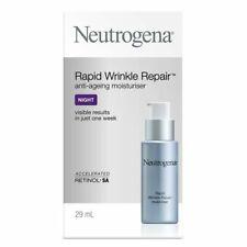 Neutrogena Wrinkle Repair Anti Ageing Moisturiser Night 29ml Accelerated Retinol