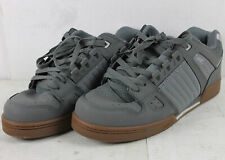 Blem Dvs Skateboard Shoes Celsius Charcoal/Gray Size 11.5