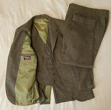Vintage Mens Three Piece Suit