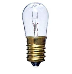 Lampe Votive E14 3W 24V Incandescence Lumière Ampoule Cimetière Cero Bougie