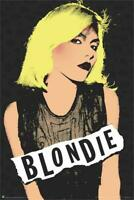 Andy Warhol Debbie Harry 1980 Poster Kunstdruck Bild 36x28cm Germanposters