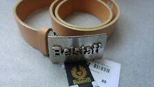 Belstaff Vintage7 Flesh women's belt size 80-95 - Made in Italy