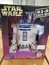 1997 Tiger Star Wars R2-D2 Data Droid Cassette Player w/Sounds New in Box