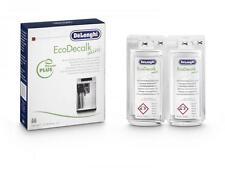 *NEW* Delonghi ECAM22.110.B Natural Descaler for Bean to Cup Coffee Maker x 2