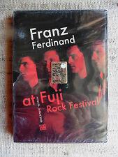 Franz Ferdinand – At Fuji Rock Festival -- DVD