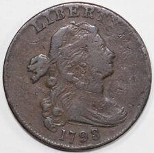 1798 1c Draped Bust Large Cent