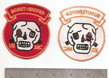 #204 USMC  SCOUT SNIPER PATCH