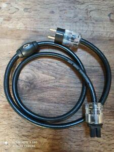 Cable secteur audiophile 1m50 blindé