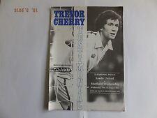 Leeds United v Sheffield Wednesday - (Trevor Cherry Test) - 14th Oct 1981