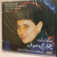 George Wassouf (Artist) - The best of, Vol. 1 (live)    CD Arabic Music 19