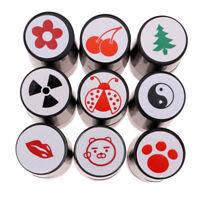 Long Lasting Golf Ball Stamp Stamper Marker Seal Impression Golfer Souvenir