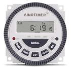 TM-619-4 Multipurpose Programmable Digital Timer Module Model  Input 12VDC photo