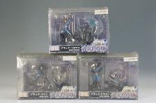 MINT SAINT SEIYA CHOZO Black Pegasus Black Swan Black Dragon Set F/S 953f36