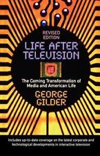 Life After Television (Revised), Gilder, George, 0393311589, Book, Acceptable