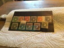 Nigeria M/mint Stamps Lot