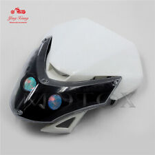 Street Fighter Head Light Fairing For Kawasaki EX250 EX500 Ninja300 GPZ ZX6R