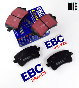 GENUINE EBC ULTIMAX REAR BRAKE PADS DP1988 FOR AUDI A5 A4 Q5 1.8 2.0 2.7 3.0 3.2