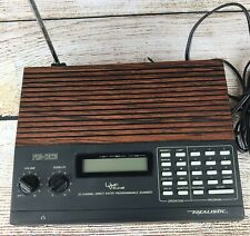 Realistic Pro-2023 VHFUHFAir 20 Channel Scanner Radio Receiver 20-128