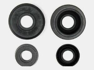 "FRONT WHEEL CYLINDER CUPS & BOOTS FIT SUBARU 360 1958-1971 SEDAN K111L 13/16"""