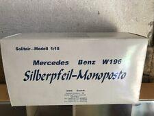 Leerkarton  Box von CMC 1:18 M-042 Mercedes Benz W196