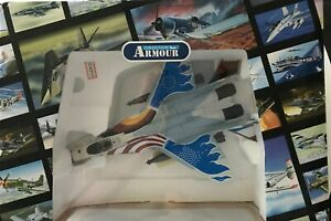 Armour Collection Franklin Mint MiG-29 Fulcrum w/Certificate 1:48 Scale - NIB