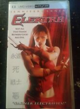 Sony PSP UMD Movie Video ELEKTRA