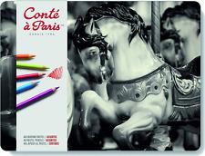 Conte a Paris Pastel Pencil Set - Assorted Set of 48