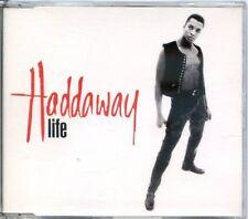 Maxi CD - Haddaway - life