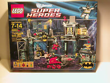 LEGO Batman 6860 The Batcave NEW Sealed MISB FAST FREE SHIPPING !