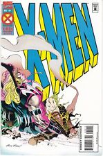 X-MEN  #39 1994 -ANDY KUBERT-c/a  ''BIRDS OF A FEATHER'' -WOLVERINE,BEAST,...NM-
