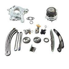 Fits Nissan Quest Maxima Altima 3.5L Timing Chain Kit w/ Water+Oil Pump New