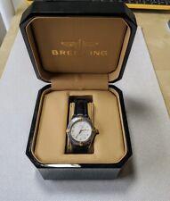 Original Breitling Uhr Armbanduhr mit Echtheits-Zertifikat