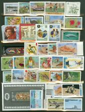 EDW1949SELL : MONTSERRAT Beautiful collection of ALL DIFF VF MNH Cplt. Cat $361