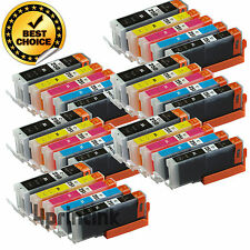 30 Ink Cartridges For Canon PIXMA PGI-250XL CLI-251XL MG5420 MG5520 MX722 MX922