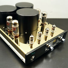 YAQIN MC-13S GD EL34 MC-10L Vacuum Tube Hi-end Tube Integrated Amplifier AU