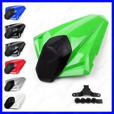 Motorcycle Pillion Rear Seat Cover Cowl for Kawasaki Ninja EX300 2013-2015 2014