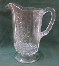 Westmoreland PANELED GRAPE 32 Oz Pitcher BEST CONDITION