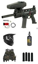NEW Tippmann X-7 X7 Phenom Electro EGRIP Paintball HPA N2 Basic Vest Pack 114#27