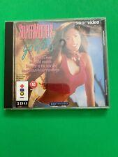 Vivid Interactive: Supermodels Go Wild (3DO, 1994) Complete CIB RARE