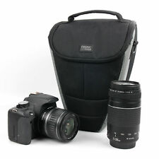 Portable Carry Case/Pouch/Bag For Nikon D5100, D3100, D3000 SLR Camera w/ Strap