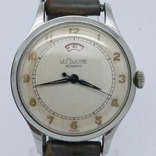 VINTAGE LeCoultre Powermatic Mens 33.5mm Automatic Watch 481 = NOS UNWORN MINT =