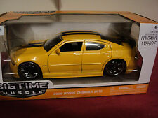 Jada 2006 Dodge Charger SRT 8  1/24th scale  new in  box 2013 release