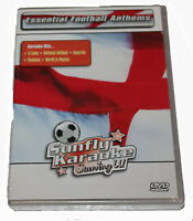 Essential Football Anthems -DVD - NEW & SEALED BOX