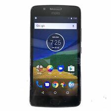 New listing Motorola Moto G5 Xt1670 16Gb Black Unlocked Android Smartphone V
