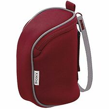 OFFICIAL Sony Handycam soft carrying case LCS-BBD R / AIRMAIL with TRACKING