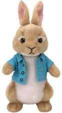 TY Soft Plush Toy Cotton tail 18cm Brand new Beatrix Potter Peter rabbit