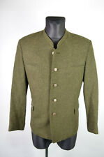 ORIGINAL FELLER (24)  VINTAGE JACKET MENS MAN AUSTRIA TRACHTEN BAVARIA VTG WOOL