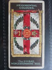 No.183 WORCESTERSHIRE REGT - Regimental Colours & Standards - Gallaher 1899