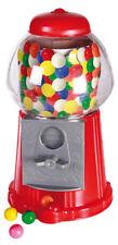 Roter Kaugummispender ca. 22cm mit 88g Kaugummi Spardose Kaugummiautomat Spender