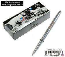 Fisher Space Pen #400USCG / Chrome Coast Guard Word Bullet Pen